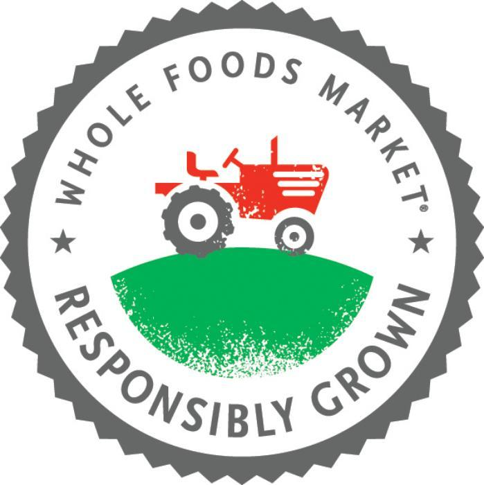 Whole Foods - Responsibly Grown