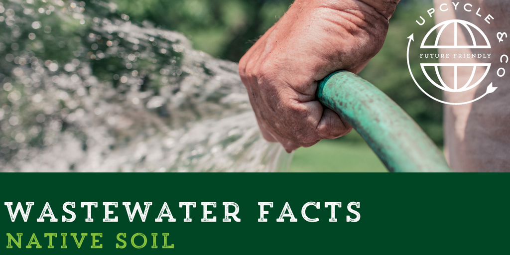 Where does water that goes down the drain go? Wastewater facts.