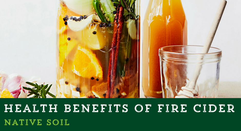 The Health Benefits of Fire Cider Can Be Had For Next to Nothing