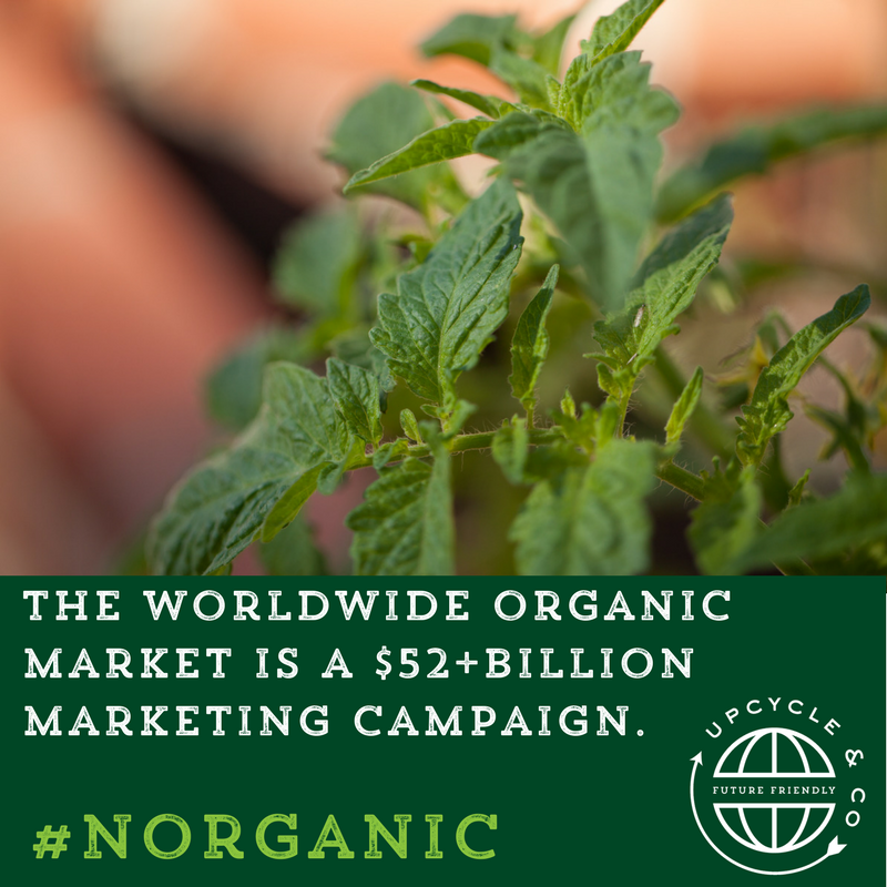 Certified Organic is a Marketing Campaign