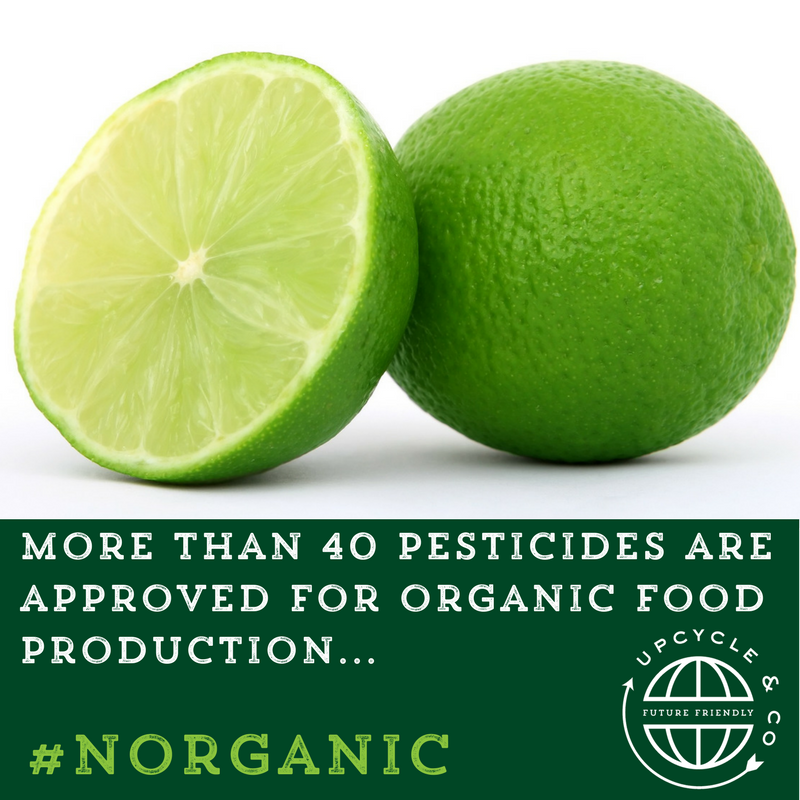 Certified Organic isn't all its cracked up to be.