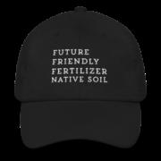Upcycle Brim hat