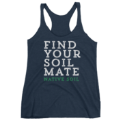 Find Your Soil Mate – Women's Racerback Tank