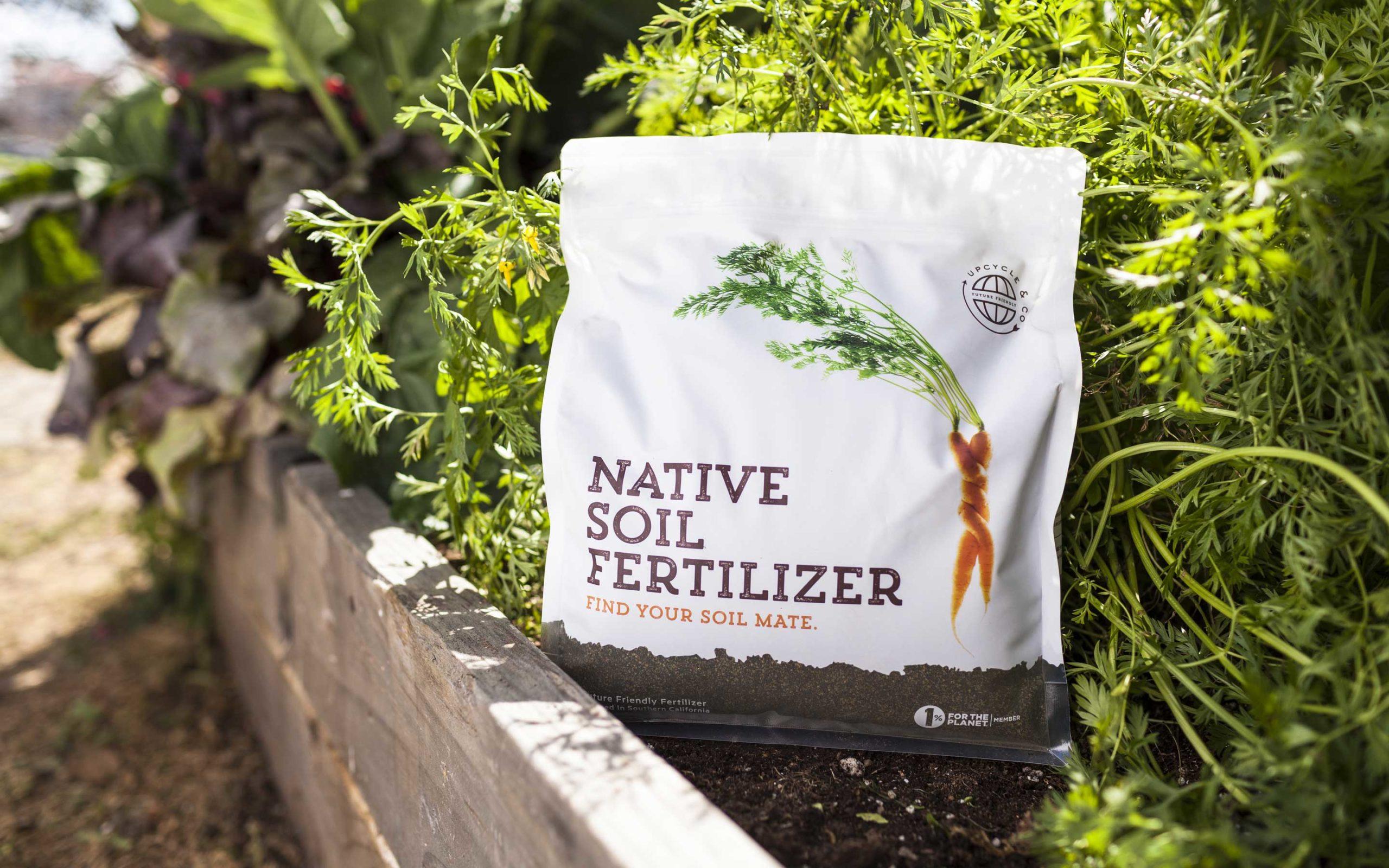 Native Soil Fertilizer 4 Lb Bag