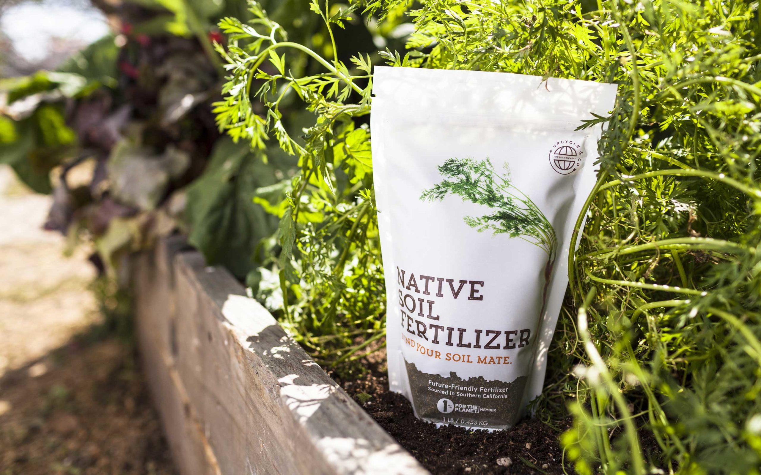 Native Soil Fertilizer 1 Lb Bag
